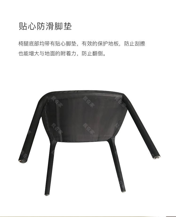 意式极简风格新主题餐椅的家具详细介绍