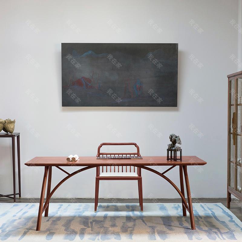 新中式风格灞桥桌