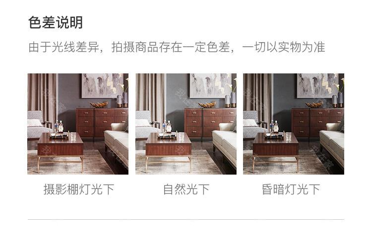 现代美式风格芝加哥单椅(样品特惠)的家具详细介绍