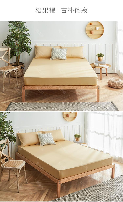 大朴品牌300根缎纹床垫保护套的详细介绍