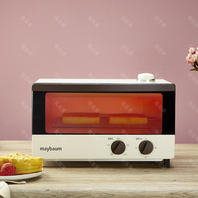五月树品牌智能温控多功能烤箱