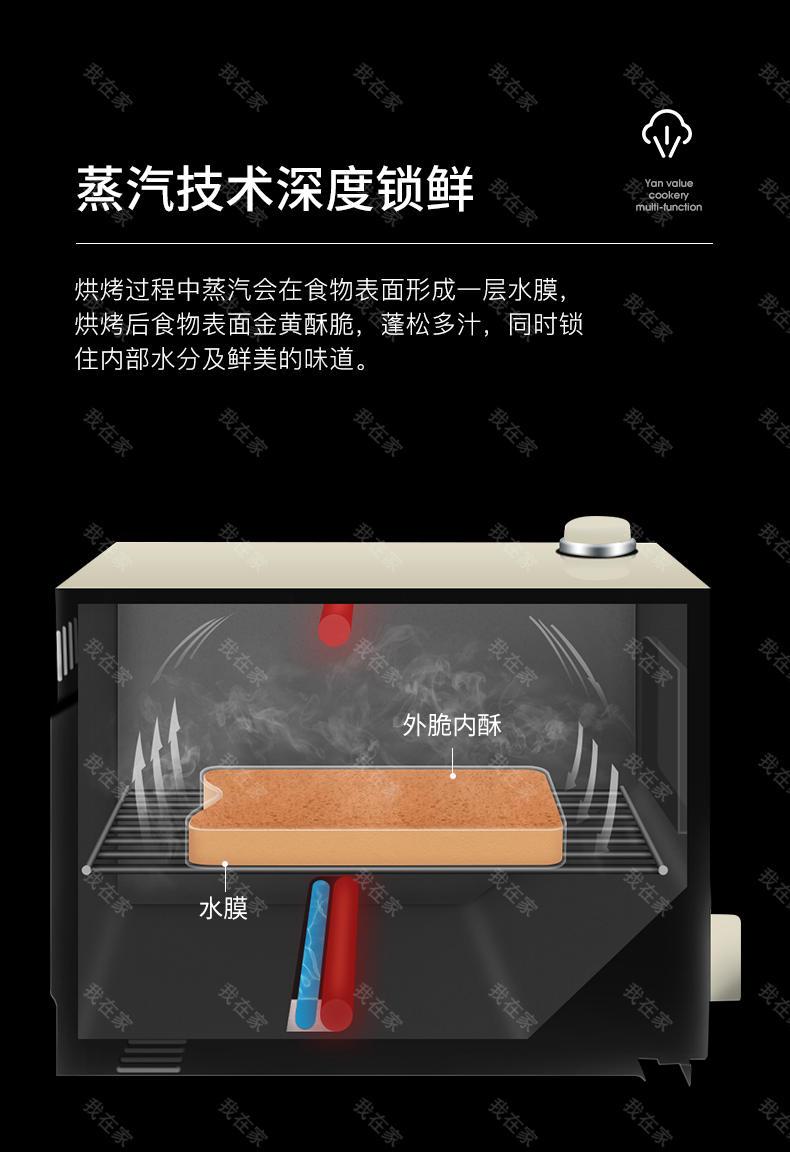 五月树品牌智能温控多功能烤箱的详细介绍