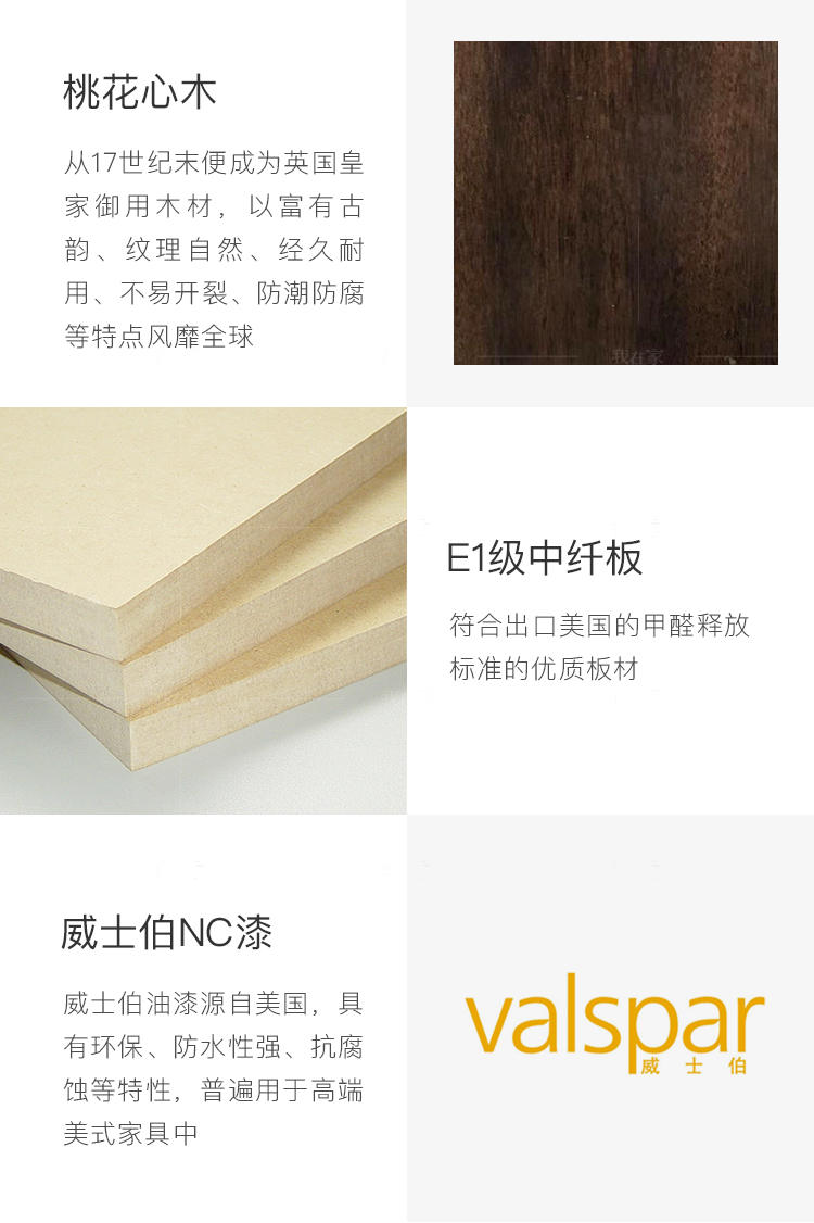 传统美式风格摩洛凯书柜的家具详细介绍