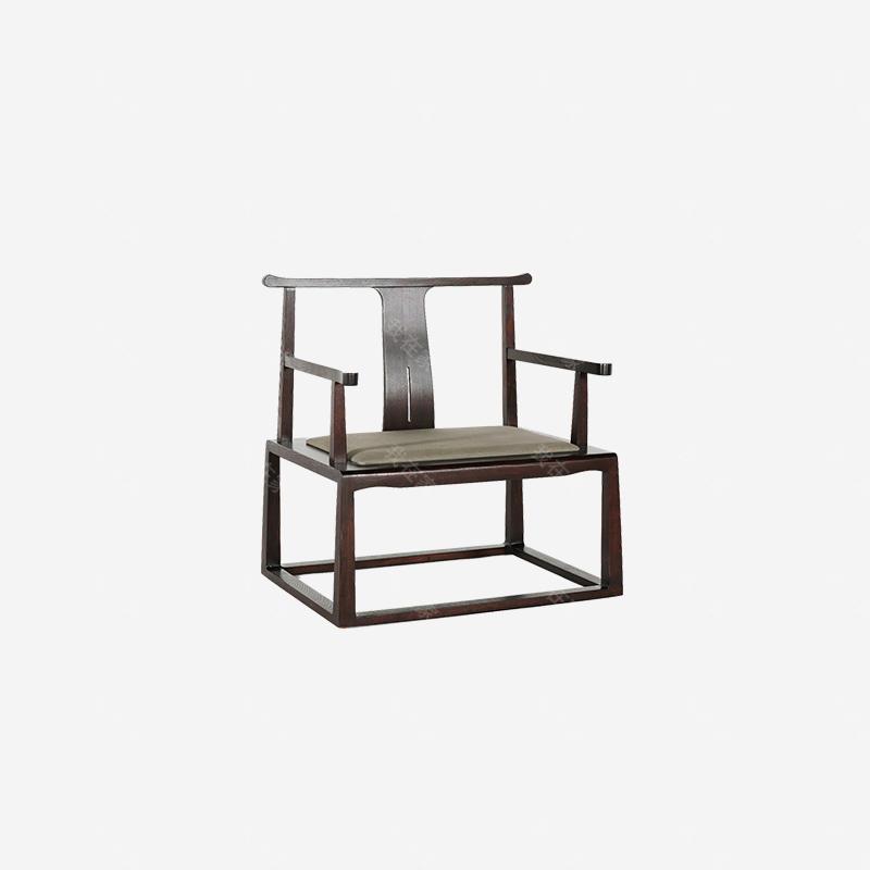 新中式风格舒悦主人椅