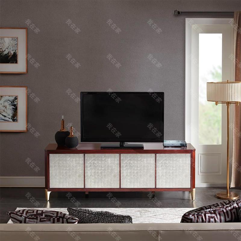 现代美式风格芝加电视柜(样品特惠)