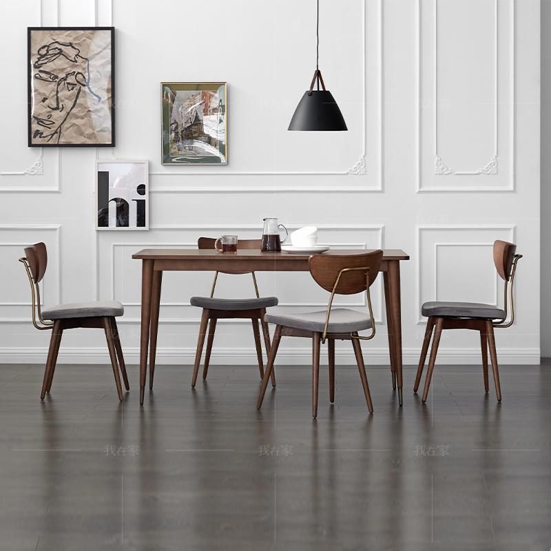 中古风风格彼得曼餐桌(样品特惠)