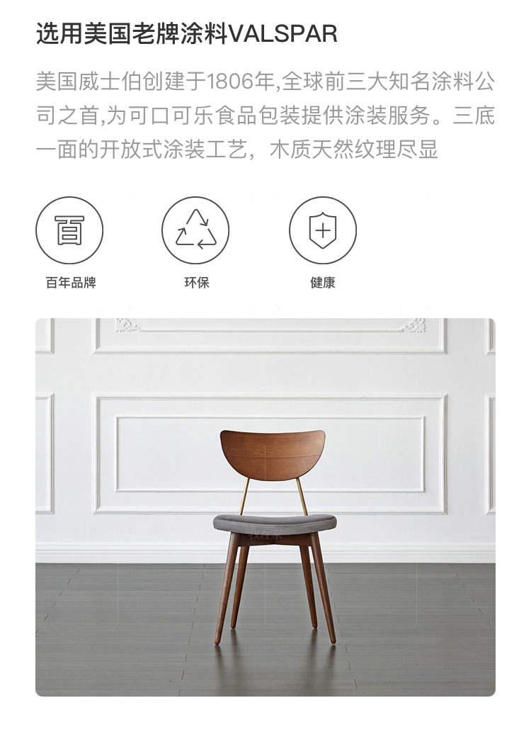 中古风风格马德里餐椅(2把)的家具详细介绍