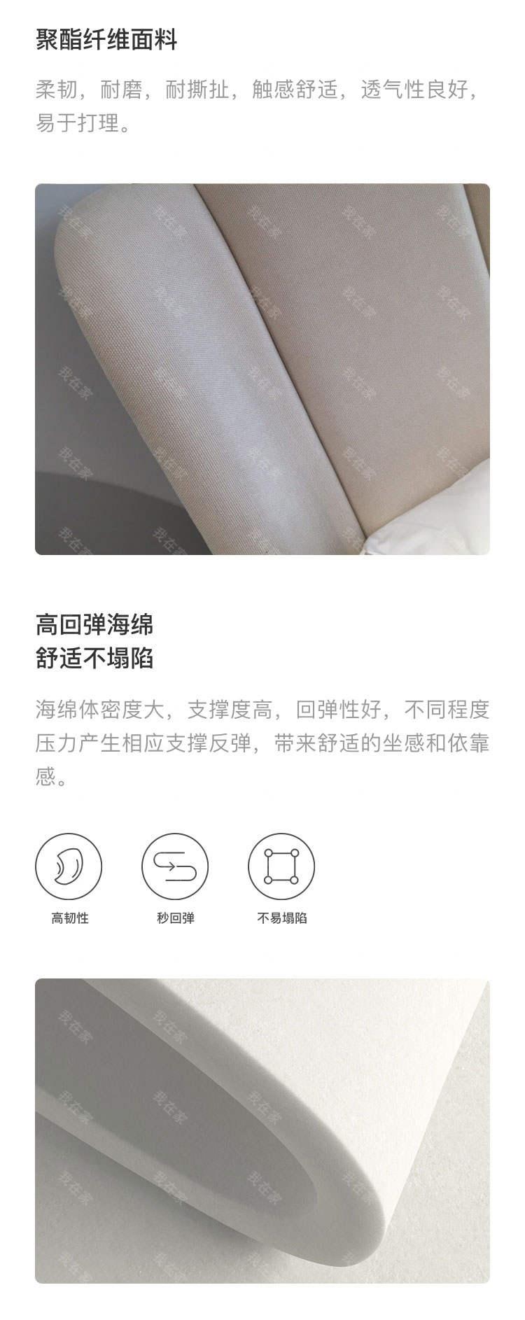 轻奢美式风格天使之翼双人床的家具详细介绍