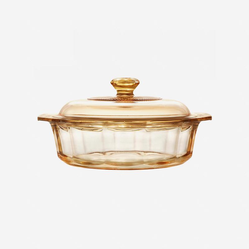 康宁餐具品牌康宁晶钻玻璃锅