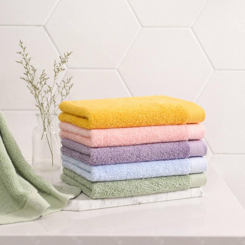 网易严选品牌埃及进口长绒棉毛巾