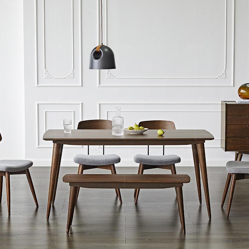 中古风风格卑尔根餐桌