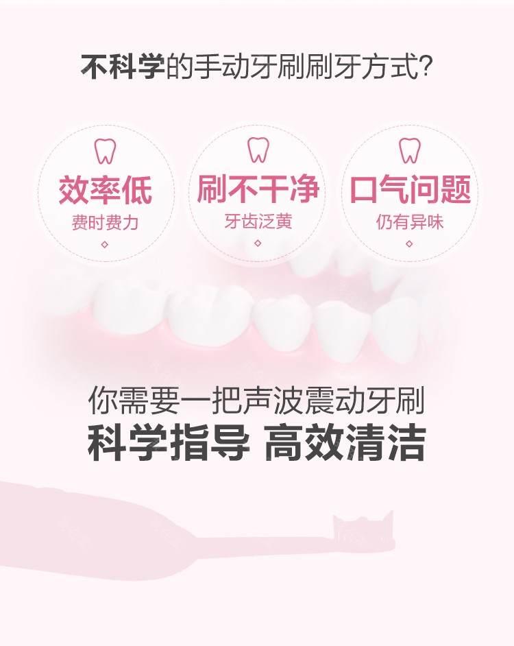 飞利浦品牌飞利浦牙龈呵护电动牙刷的详细介绍