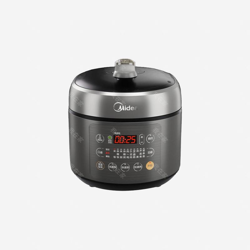 美的品牌美的智享快煮电压力锅