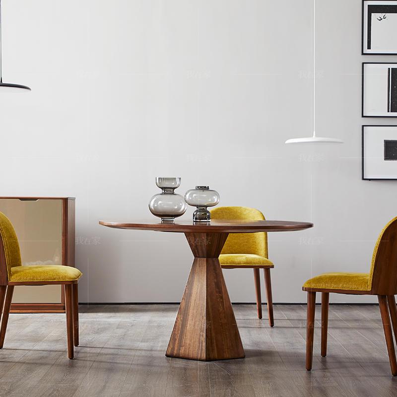 意式极简风格巴里餐桌(样品特惠)