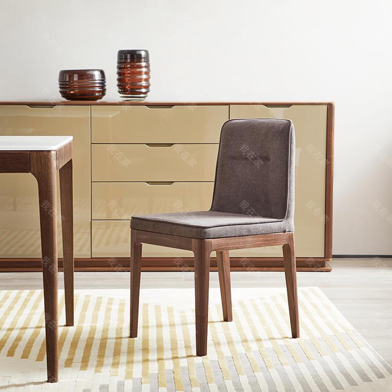意式极简风格洛蕾餐椅