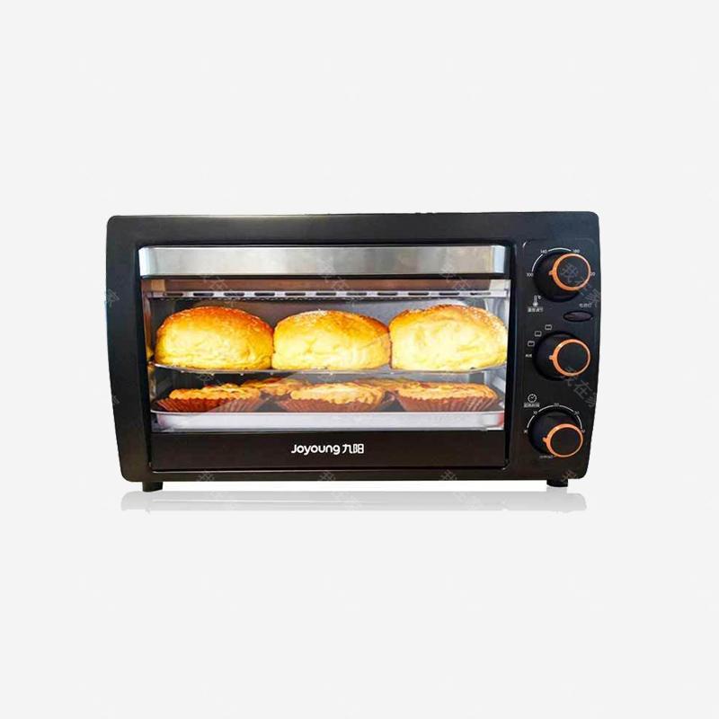 九阳品牌九阳多功能不锈钢电烤箱