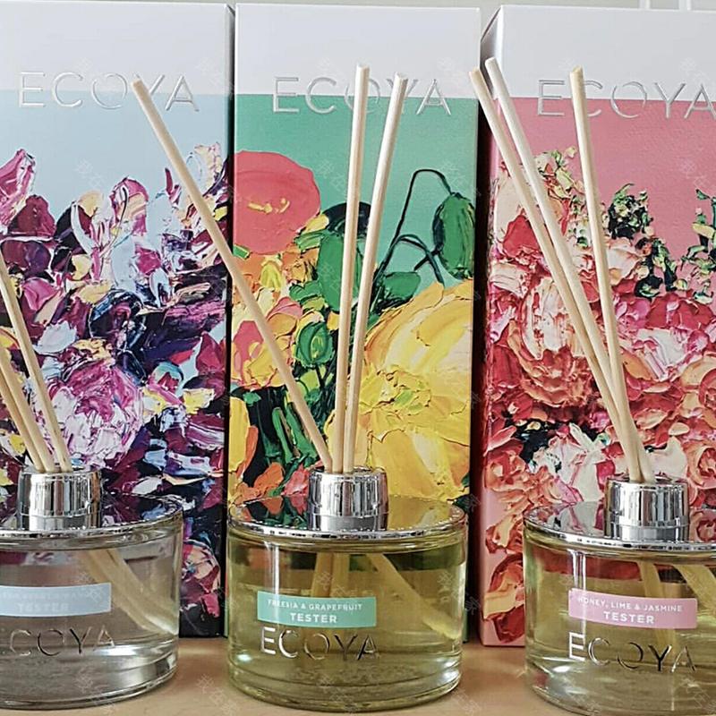 ECOYA香氛品牌艺术家系列无火熏香瓶