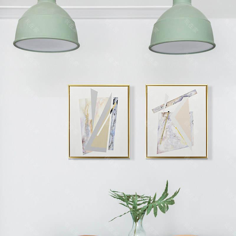 装饰画品牌抽象空间挂画