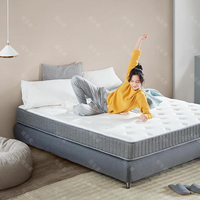 HKF品牌DL07护脊弹簧床垫
