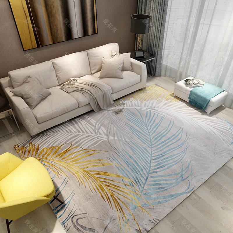 同音织造品牌羽旄地毯