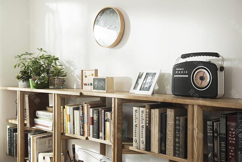 新中式风格知无书架的家具详细介绍