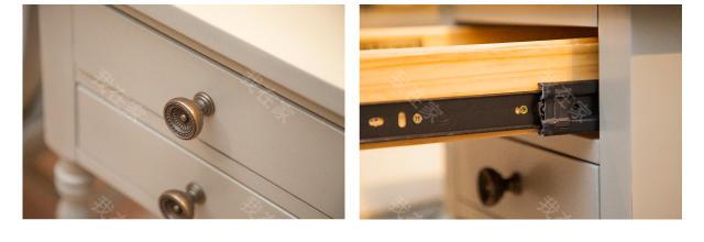 现代美式风格凯蒂斯边几(样品特惠)的家具详细介绍