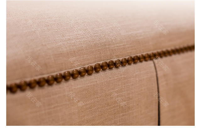 简约美式风格珍尼斯床尾凳的家具详细介绍