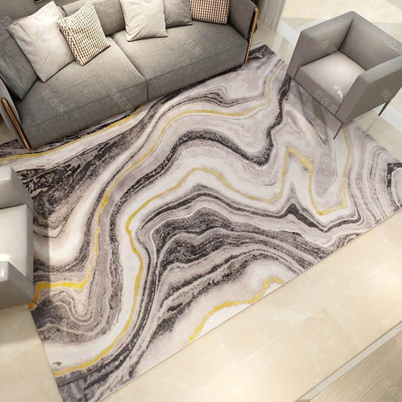 地毯品牌抽象纹理机织地毯