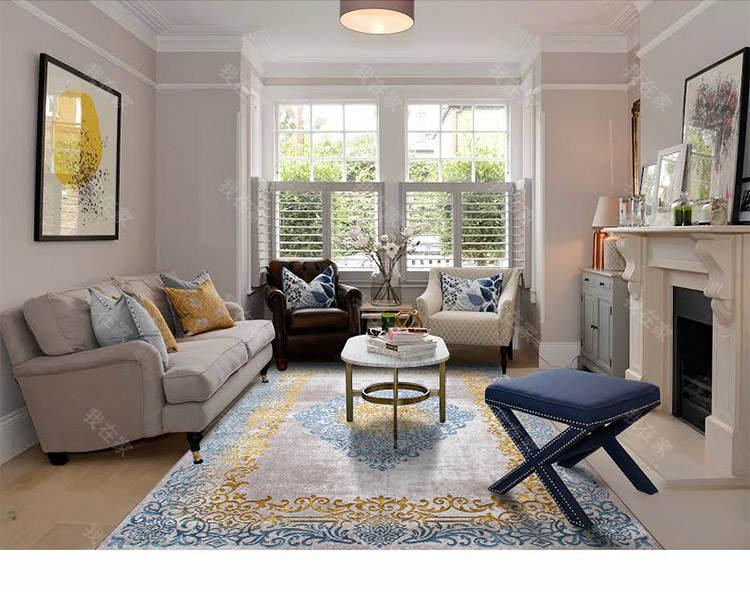 地毯品牌欧式轻奢机织地毯的详细介绍