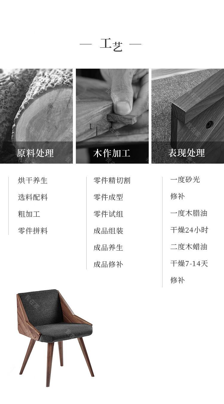 新中式风格金刚餐椅(样品特惠)的家具详细介绍