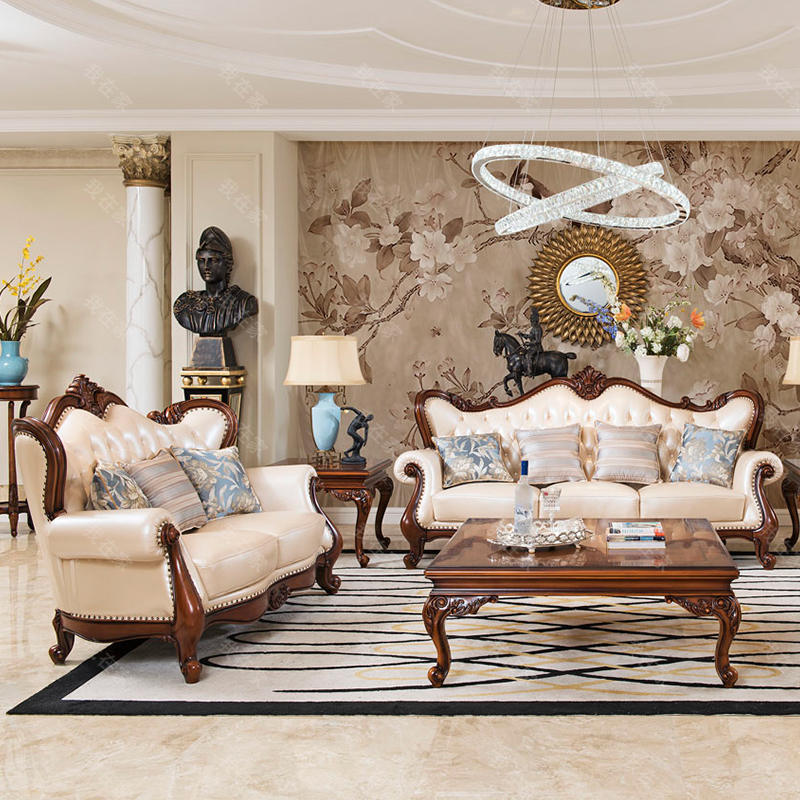 古典欧式风格凯瑟琳沙发