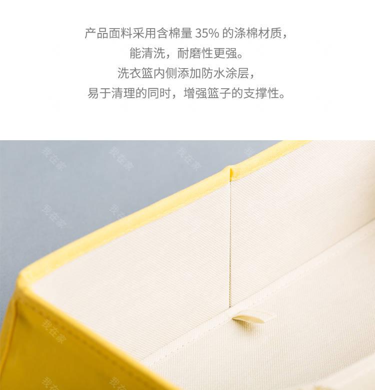 纳谷品牌柠檬小生折叠储物件的详细介绍