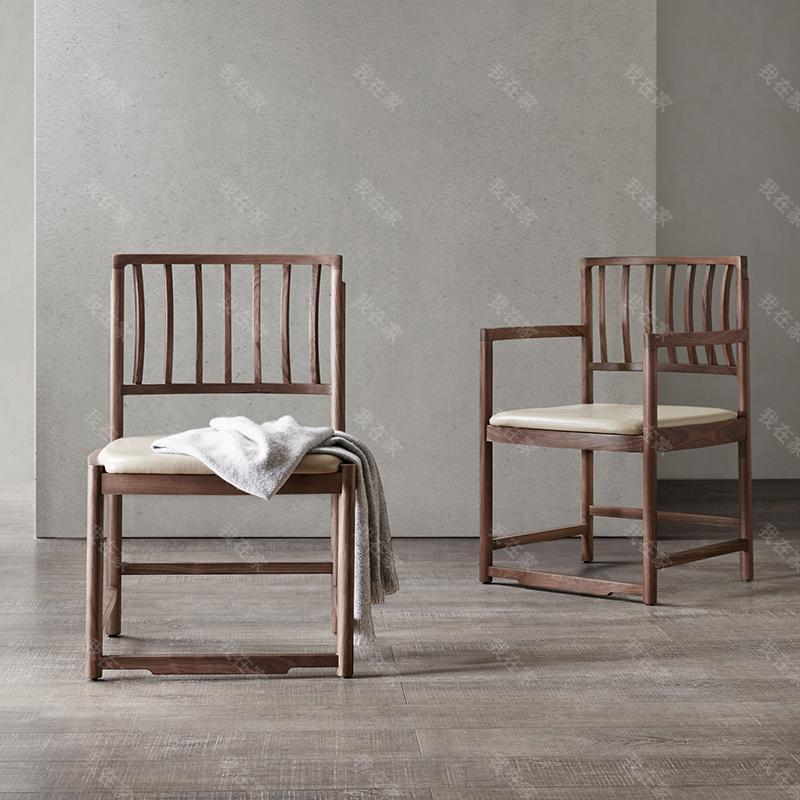 新中式风格永乐餐椅(样品特惠)