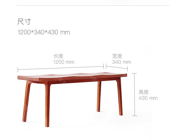 新中式风格天地长款马凳的家具详细介绍