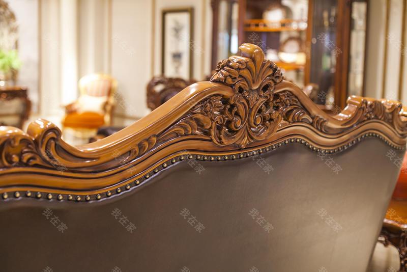 古典欧式风格韦斯顿沙发的家具详细介绍