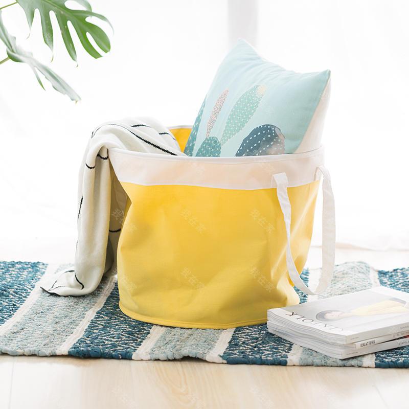 纳谷品牌柠檬小生折叠储物件