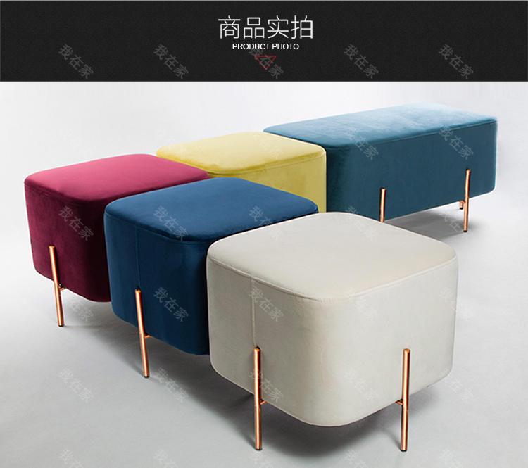 色彩北欧风格大象凳子升级版的家具详细介绍