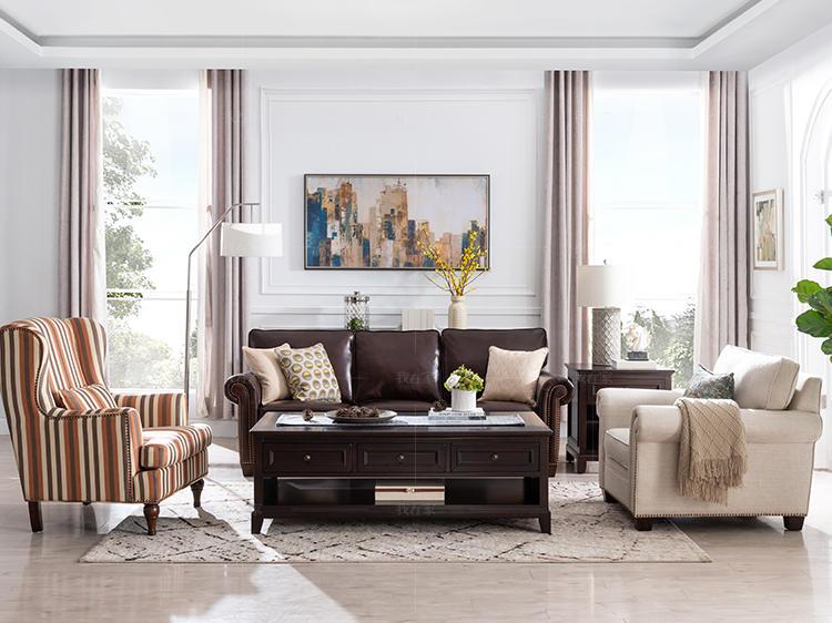 圣路易斯系列 简约美式风格家具