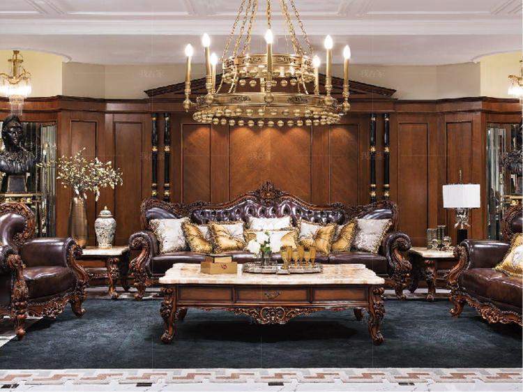 奥古斯系列 古典欧式风格家具
