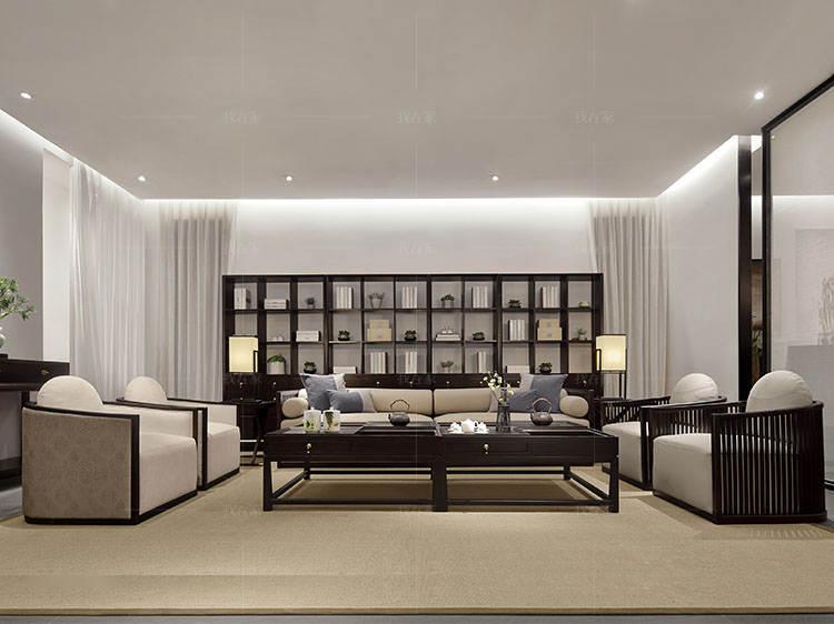 禅意轩系列 新中式风格家具