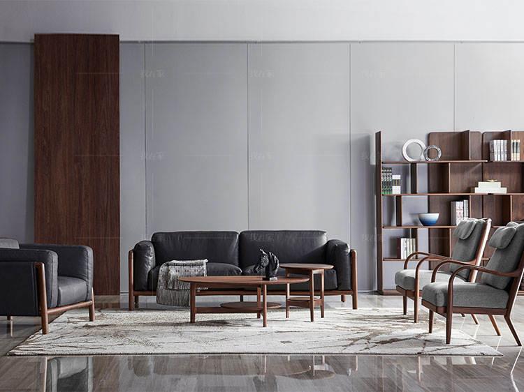 Nordic House系列 原木北欧风格家具