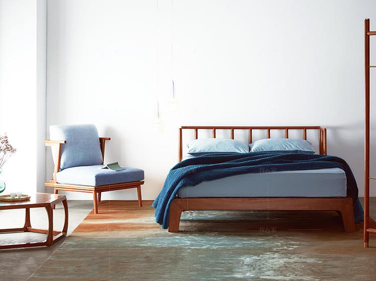 璞素系列 新中式风格家具