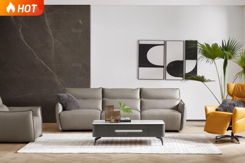Como Casa系列 现代简约风格家具