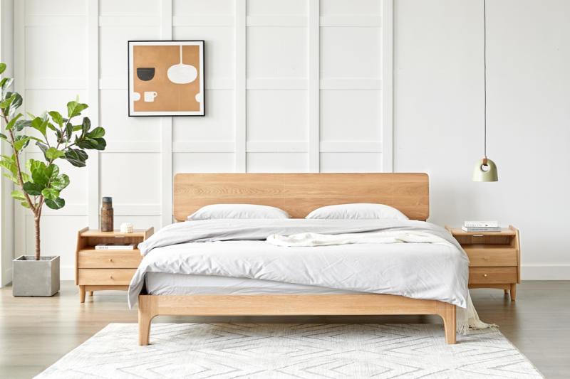 本色系列 原木北欧风格家具