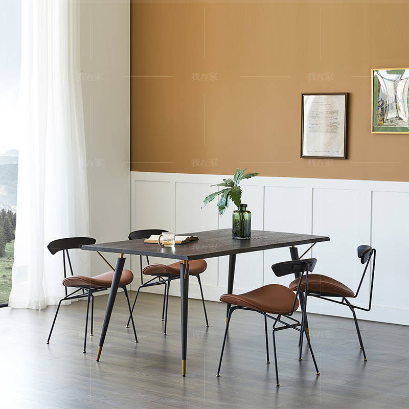 中古风风格斯维登餐桌