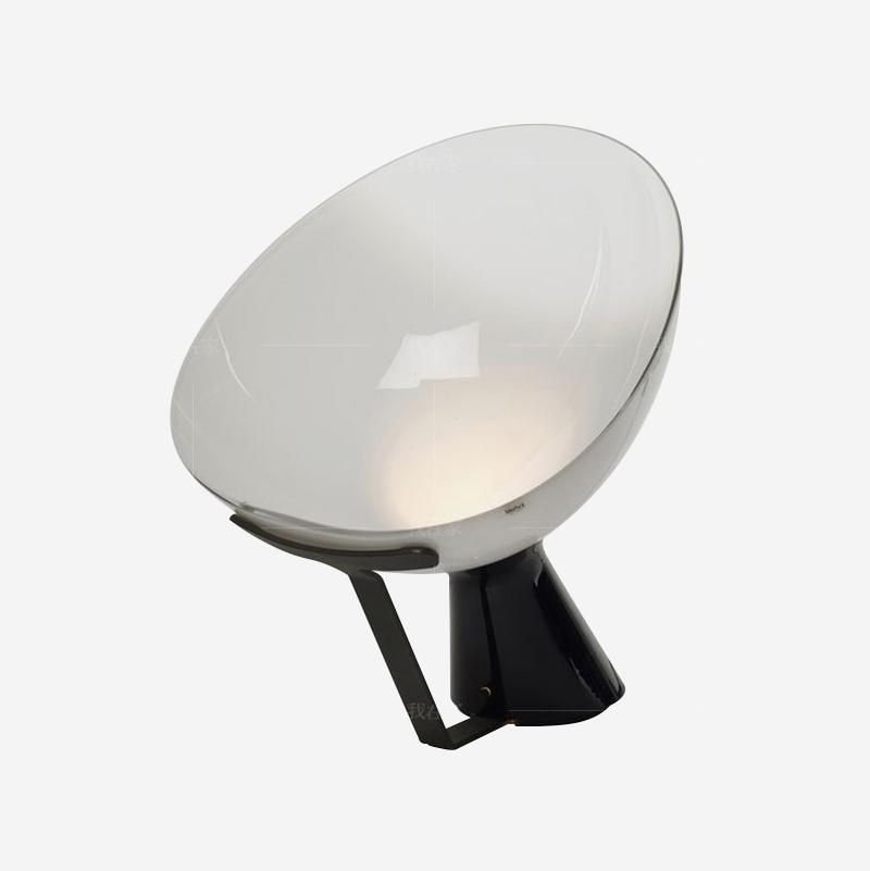 Moedern Art系列雷达造型台灯的详细介绍