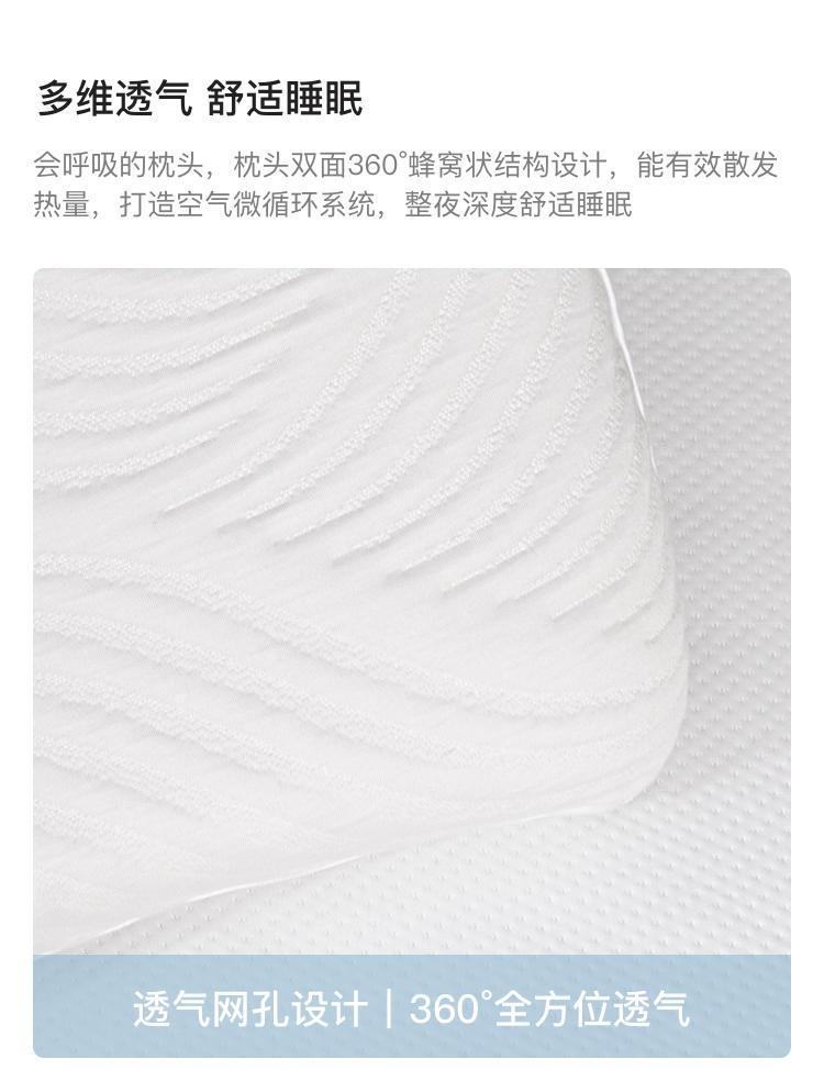 VELDA系列进口天然乳胶枕Z02的详细介绍