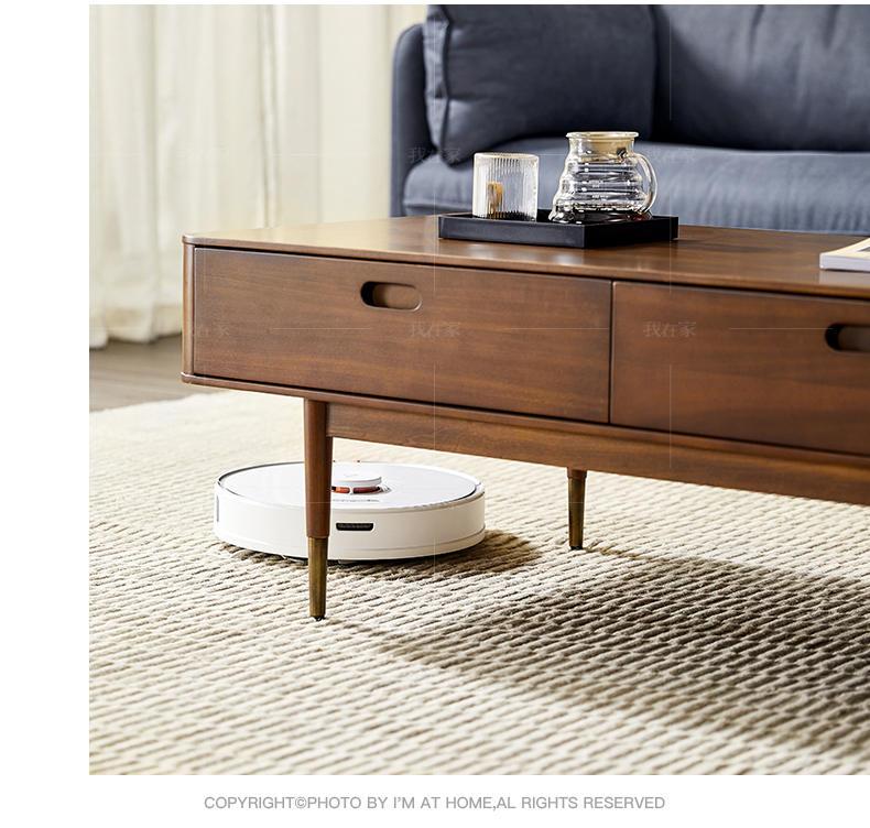 中古风风格彼得曼茶几的家具详细介绍
