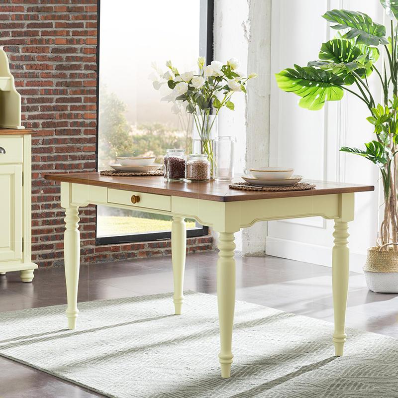 乡村美式风格洛利餐桌