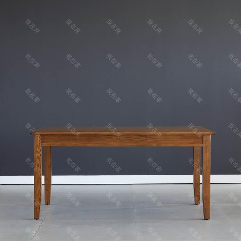 简约美式风格阿德餐桌(样品特惠)